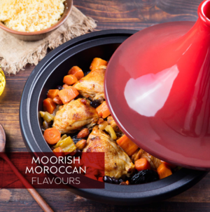Moorish Moroccan Flavours l Wednesday 18th November | 6pm - 10pm