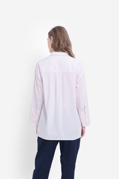 Maida Shirt | White