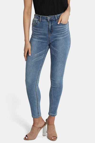 Harper Jeans - Blue Denim