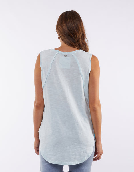 Mackenzie Tank | Light Blue