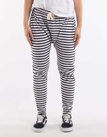 Fluid Pant | Stripe