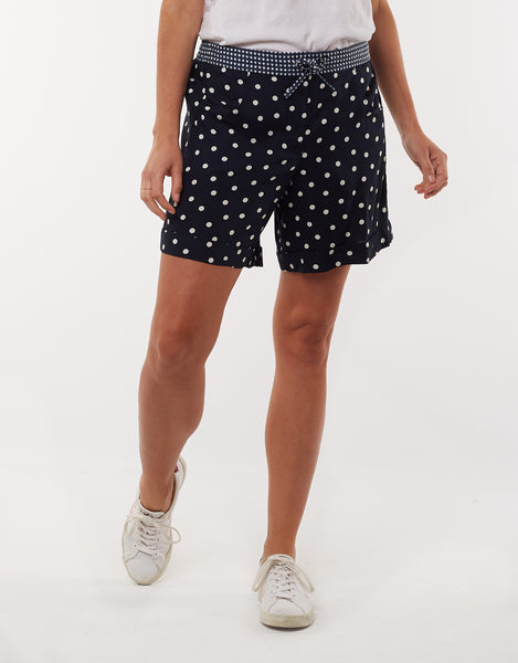 Hit the Spot Short | Navy
