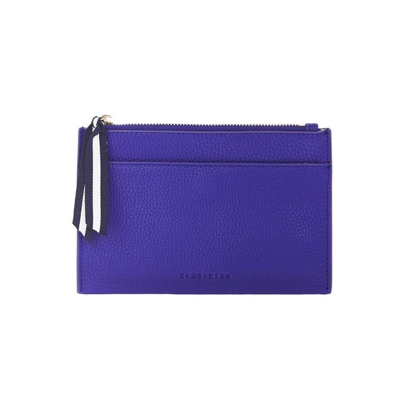New York Coin Purse | Royal Blue