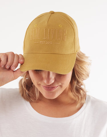 Fundamental Cap | Mustard