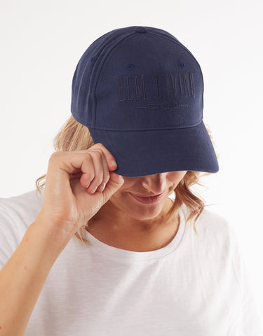 Fundamental Cap | Navy