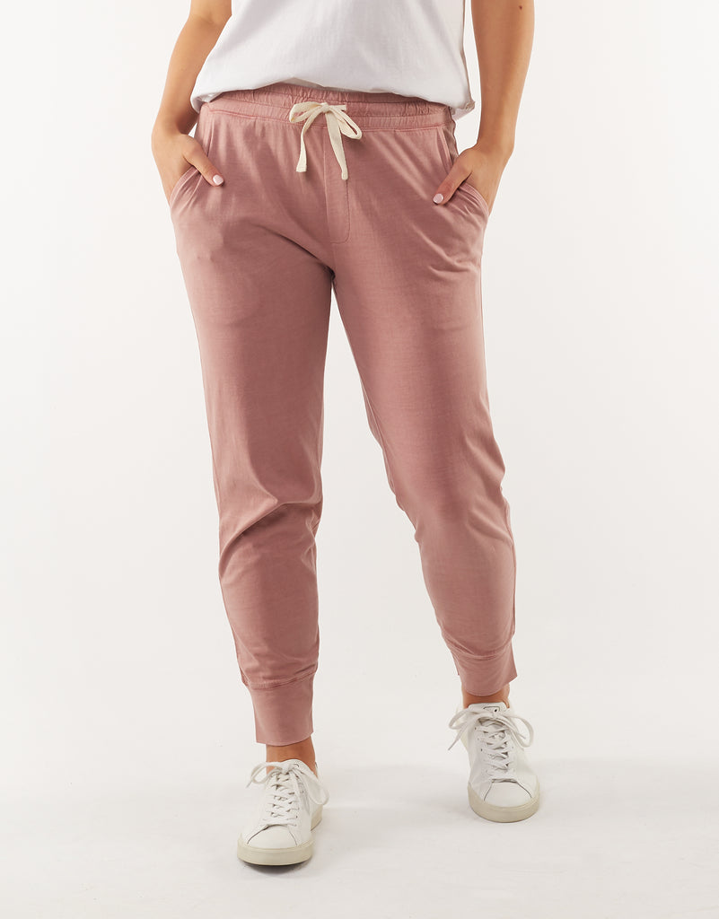 Wash Out Pant | Rose