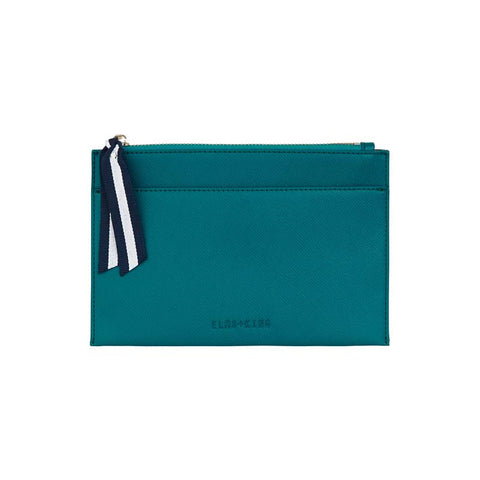 New York Coin Purse | Teal