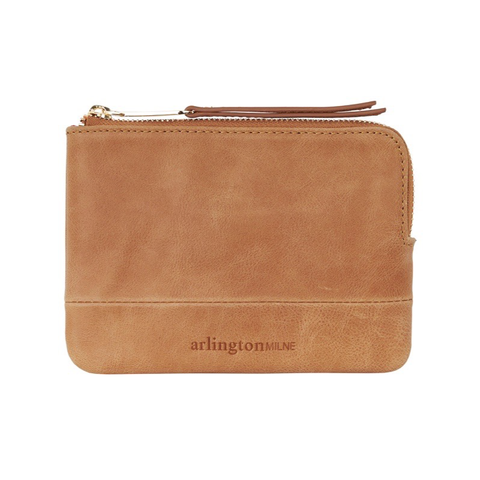 Lou Lou Coin Purse | Tan
