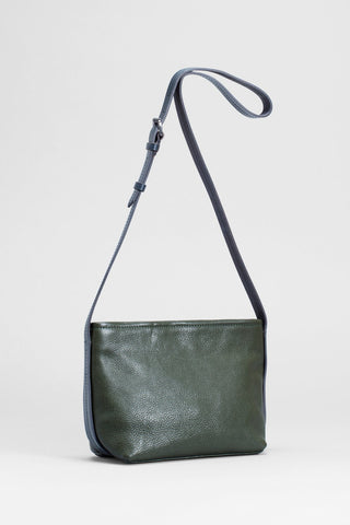Canutte Bag | Green Tea / Navy