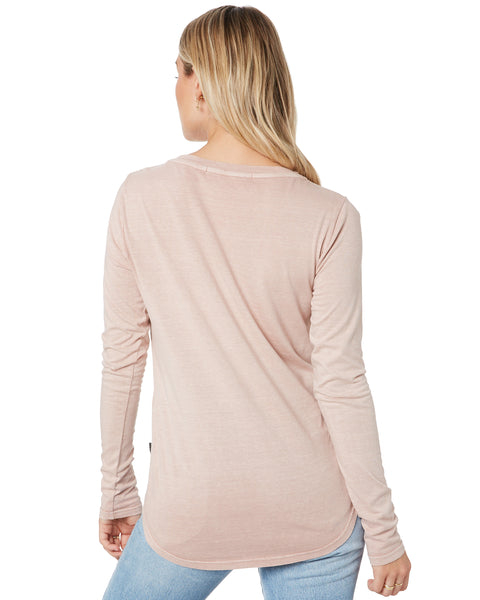 Kara Long Sleeve | Musk