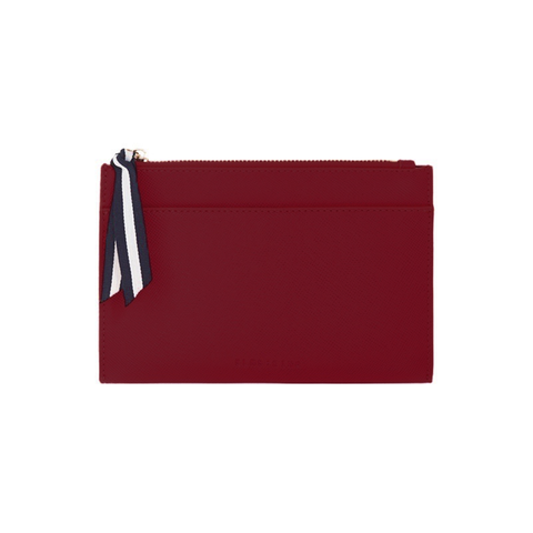 New York Coin Purse | Maroon