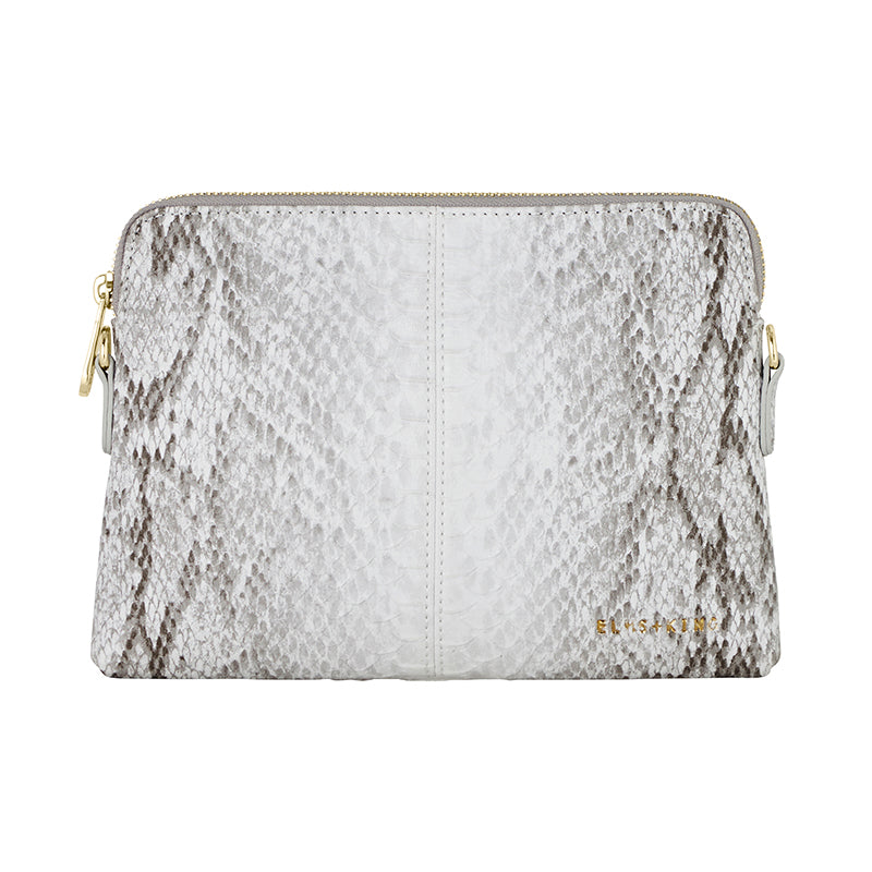 Bowery Wallet - Grey Python