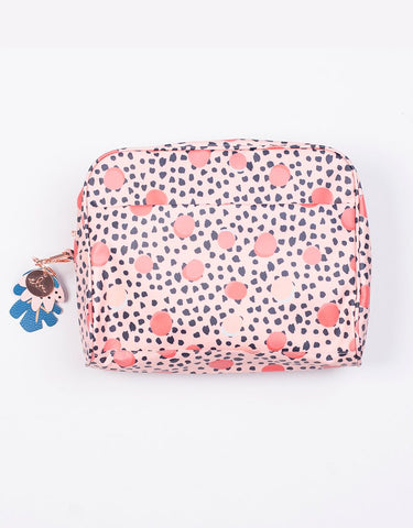 Animal Spot Wash Bag