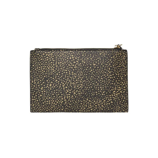 New York Coin Purse | Dark Cheetah
