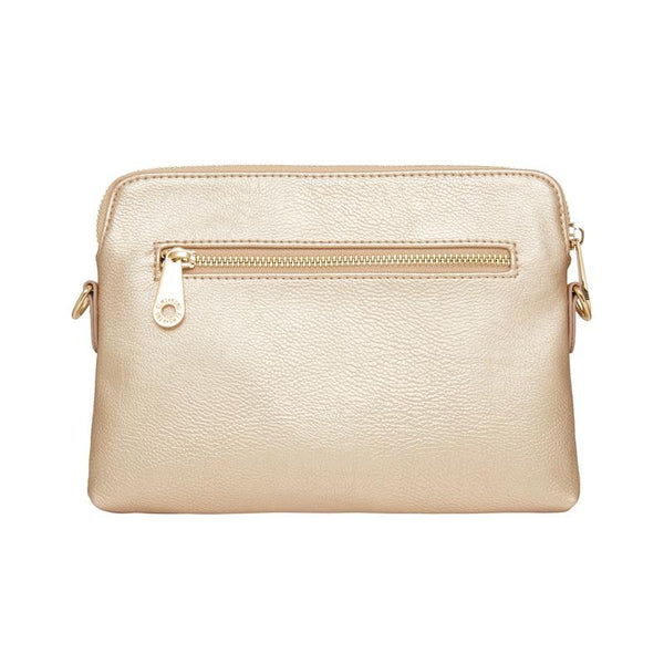 Bowery Wallet | Light Gold