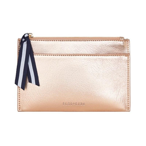 New York Coin Purse | Rose Gold