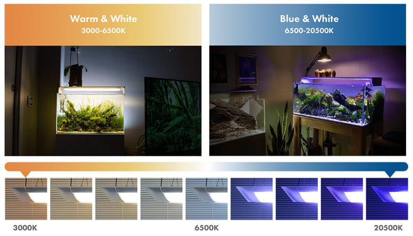ONF Flat One Led Aquarium Light