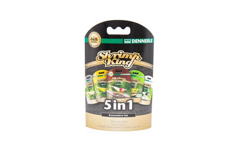 Food Dennerle Shrimp King 5 in 1 Food
