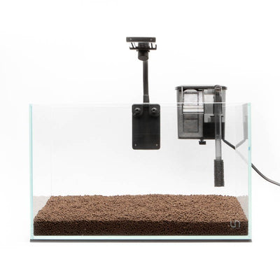 Nano Tank Rimless Aquarium Starter Kit