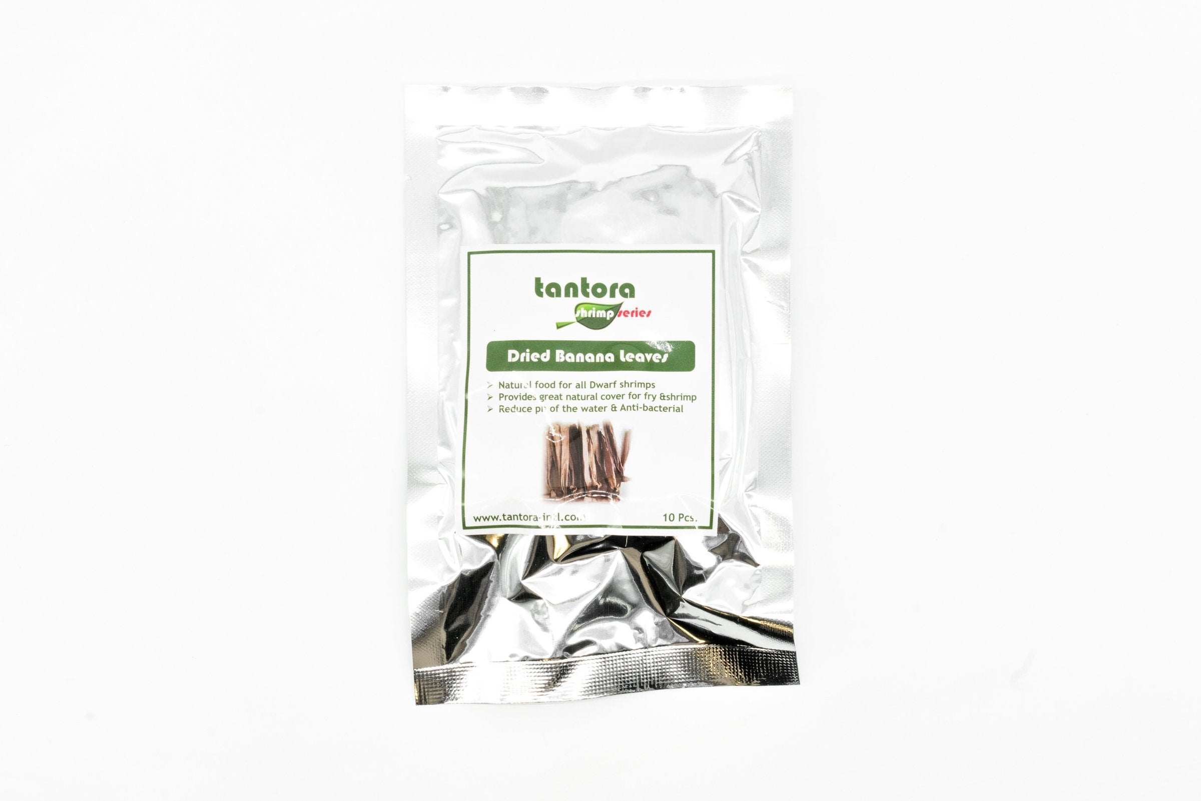 Tantora Dried Banana Leaves - 10 Pack - BucePlant.com