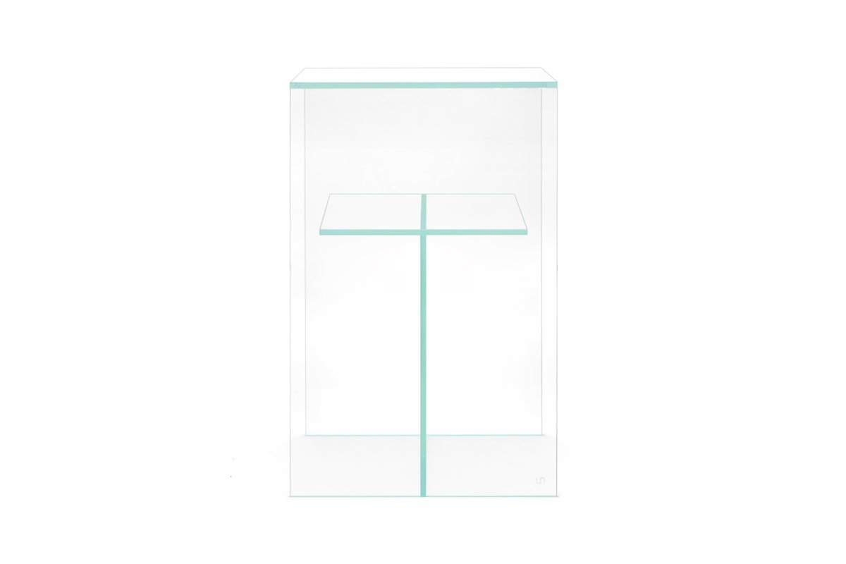 UNS 45U Glass Aquarium Stand - BucePlant.com