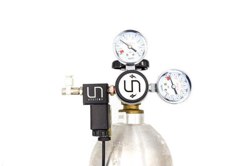 UNS Dual Gauge CO2 Regulator