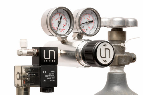 UNS Dual Stage CO2 Regulator