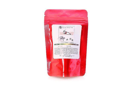MK-Breed Red Diamond Red Bee Premium Crystal Red Shrimp Food - BucePlant.com