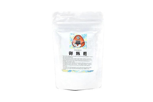 Mk-Breed White Crystal Bee Shrimp Food - BucePlant.com