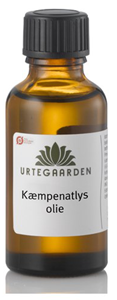 Vegan Urtegaarden Evening Primrose Oil 30ml Natural oil buy at green mindset
