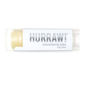 Vegan Hurraw! Balm Hurraw! Balm, Unscented Lip Balm buy at green mindset