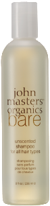 Vegan John Master Organics Bare Unscented Shampoo for All Hair Types 236 ml Shampoo buy at green mindset
