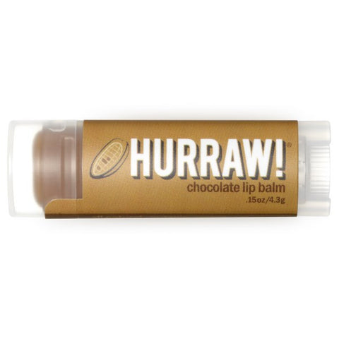 Vegan Hurraw! Balm Hurraw! Balm, Lip Balm, Chocolate Lip Balm buy at green mindset