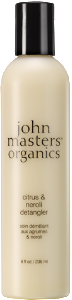 Vegan John Master Organics 2in1 Citrus and Neroli detangler 236ml Conditioner buy at green mindset