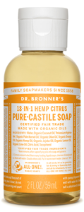 Vegan Dr.Bronner's Dr. Bronner's Citrus Castile Soap Soap buy at green mindset