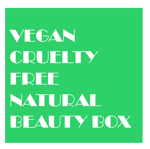 Vegan green mindset Vegan and Cruelty-free Beauty Box by greenmindset.dk Beauty box buy at green mindset