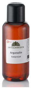 Vegan Urtegaarden Argan Oil 100ml Natural oil buy at green mindset