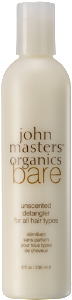 Vegan John Master Organics 2in1 Bare - Unscented Detangler 236ml Conditioner buy at green mindset