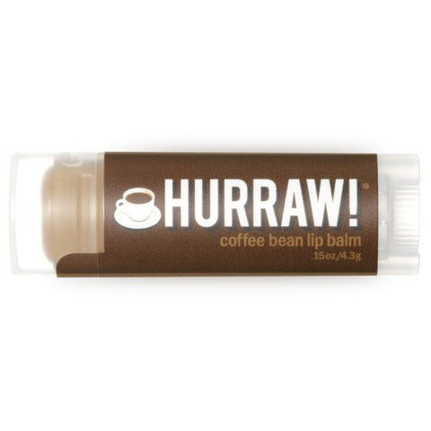 Vegan Hurraw! Balm Hurraw! Balm, Lip Balm, Coffee Bean Lip Balm buy at green mindset