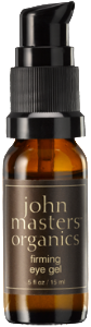 Vegan John Master Organics Firming Eye Gel 15ml Eye care buy at green mindset
