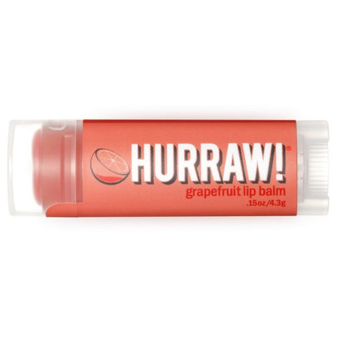 Vegan Hurraw! Balm Hurraw! Balm, Lip Balm, Grapefruit Lip Balm buy at green mindset