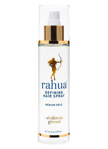 Vegan Rahua Rahua Defining Hair Spray 157ml Hair styling buy at green mindset