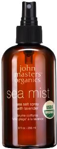 Vegan John Master Organics Sea Mist Sea Salt Spray with Lavender 60ml Hair styling buy at green mindset