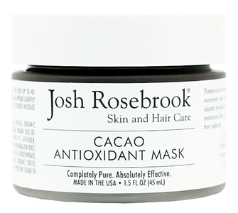 Vegan Josh Rosebrook Josh Rosebrook Cacao Antioxidant Mask Face mask buy at green mindset
