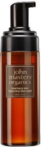 Vegan John Master Organics Bearberry Skin Balancing Face Wash 177ml Cleanser buy at green mindset