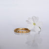 Diamond ring - 18k solid gold & diamonds