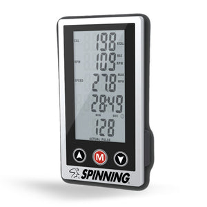 Spinning® BIO HR™ Wireless Computer - Indoor Cyclery