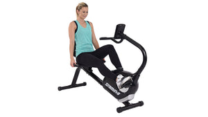 Stamina Magnetic Recumbent Exercise Bike 1360 - Indoor Cyclery