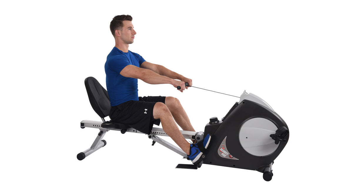 Stamina Conversion II Recumbent Bike/Rower - Indoor Cyclery