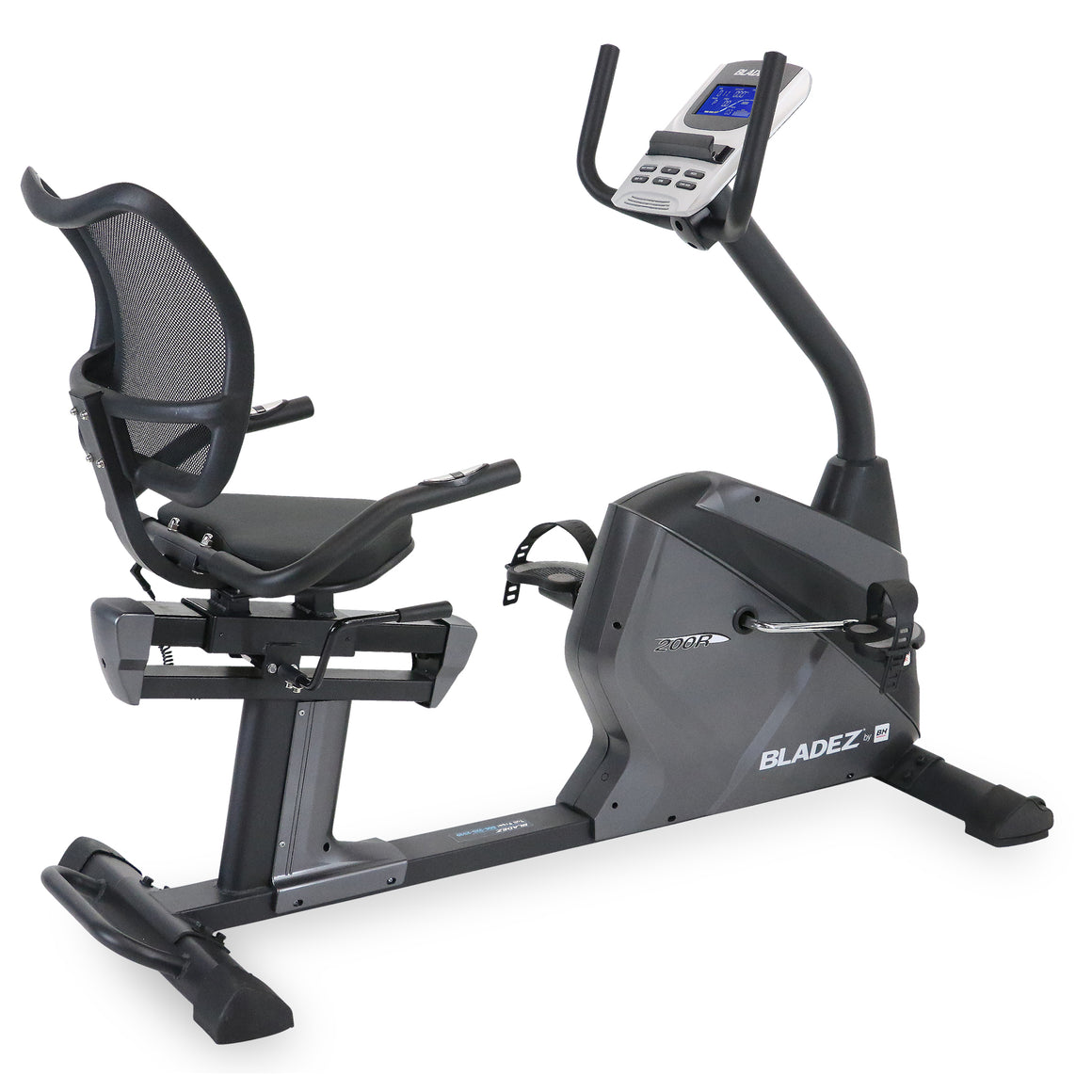 Bladez Fitness 200 R Recumbent Bike - Indoor Cyclery